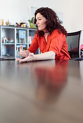 THEMENBILD - Interview mit Grünen-Bundessprecherin und Tirols LHStv. Ingrid Felipe, im Landhaus in Innsbruck am 5. Juli. 2017 // Interview with Leader of the Austrian Greens Ingrid Felipe. Innsbruck, Austria on 2017/07/05. EXPA Pictures © 2017, PhotoCredit: EXPA/ Johann Groder. EXPA Pictures © 2017, PhotoCredit: EXPA/ Johann Groder