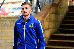 Adam Smith of Bristol Rovers arrives at Roots Hall prior to kick off - Mandatory by-line: Ryan Hiscott/JMP - 02/02/2019 - FOOTBALL - Roots Hall - Southend-on-Sea, England - Southend United v Bristol Rovers - Sky Bet League One