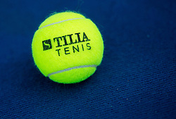 Ball during Final of Tennis Tournament ATP Challenger Tilia Slovenia Open 2016, on August 13, 2016 in Sports centre, Portoroz/Portorose, Slovenia. Photo by Vid Ponikvar / Sportida