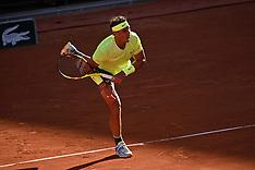 Roland Garros Third round - 31 May 2019
