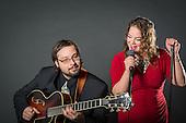 DC Jazz Promotional Shoot: Jess and Ben