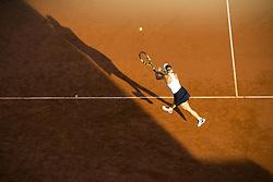 July 29, 2017 - BÅ'Stad, Sverige - 170729 Caroline Wozniacki, Danmark, i en semifinalsmatch under dag 7 av Swedish open den 29 juli 2017 i BÅ'stad  (Credit Image: © Mathilda Ahlberg/Bildbyran via ZUMA Wire)