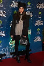 Nicola Hughes, Lottie Moss attend Winter Wonderland Red Carpet Arrivals at Hyde Park in London, 21 November 2018.<br /><br />21 November 2018.<br /><br />Please byline: Vantagenews.com