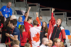 Team Canada CAN at 2015 IPC Swimming World Championships -