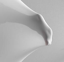 white fabrics 017 body parts stretching white cloth