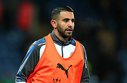 Riyad Mahrez of Leicester City - Mandatory by-line: Robbie Stephenson/JMP - 28/11/2017 - FOOTBALL - King Power Stadium - Leicester, England - Leicester City v Tottenham Hotspur - Premier League