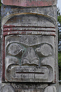 Vancouver Maritime Museum, Totem Poles, Vancouver, British Columbia , Canada