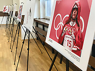 "Rybnik, Poland - 2019 March 30:  Photo Exhibition ""PyeongChang 2018"" while Rybnik Photo Festival at PGE Energia Ciepla Foundation on March 30, 2019 in Rybnik, Poland.<br /> <br /> Mandatory credit:<br /> Photo by © Adam Nurkiewicz<br /> <br /> {name} declares that he has no rights to the image of people at the photographs of his authorship.<br /> <br /> Picture also available in RAW (NEF) or TIFF format on special request.<br /> <br /> Any editorial, commercial or promotional use requires written permission from the author of image.<br /> <br /> Image can be used in the press when the method of use and the signature does not hurt people on the picture."
