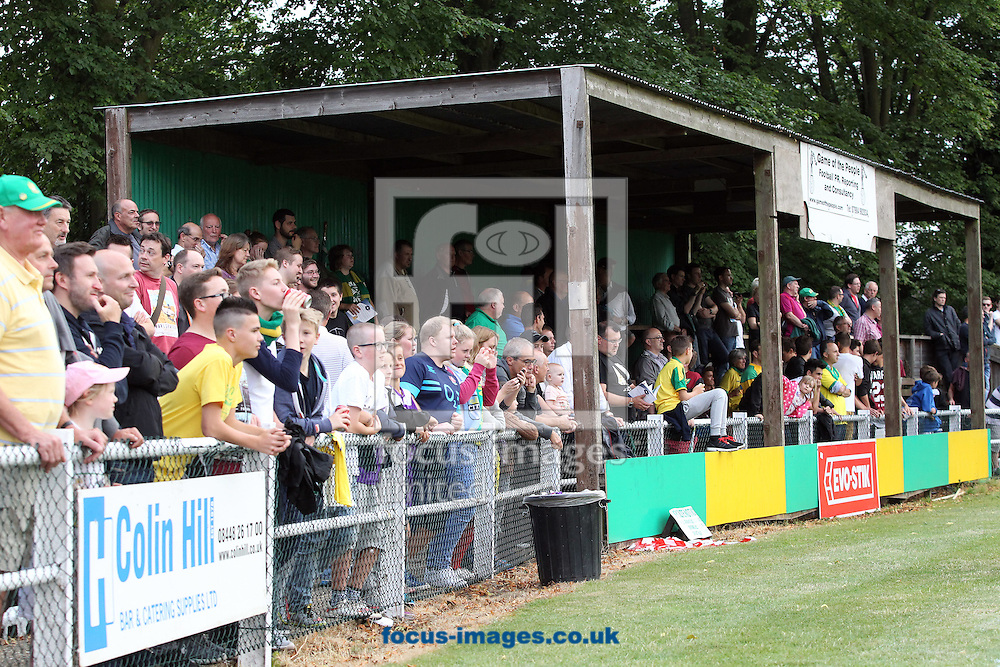 General views of Top Field, Hitchin<br /> Picture by Paul Chesterton/Focus Images Ltd +44 7904 640267<br /> 14/07/2015