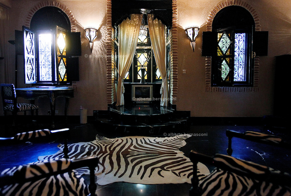 Maroc, Marrakesh: hotel , Spa , La sultana in the Medina of the capital Morocco