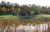 LIEREN bij Apeldoorn - Hole 8 van Golf en Businessclub  De Scherpenbergh . COPYRIGHT KOEN SUYK
