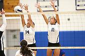 MCHS Varsity Volleyball vs George Mason