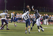 John Jay Varsity Football game vs. Panas on November 1, 2013.(photo by Gabe Palacio)