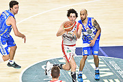 DESCRIZIONE : Campionato 2014/15 Serie A Beko Dinamo Banco di Sardegna Sassari - Grissin Bon Reggio Emilia Finale Playoff Gara4<br /> GIOCATORE : Amedeo Della Valle<br /> CATEGORIA : Passaggio Penetrazione<br /> SQUADRA : Grissin Bon Reggio Emilia<br /> EVENTO : LegaBasket Serie A Beko 2014/2015<br /> GARA : Dinamo Banco di Sardegna Sassari - Grissin Bon Reggio Emilia Finale Playoff Gara4<br /> DATA : 20/06/2015<br /> SPORT : Pallacanestro <br /> AUTORE : Agenzia Ciamillo-Castoria/GiulioCiamillo