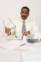 Accountant Talking