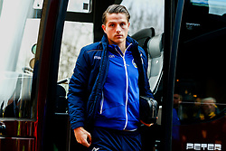 Tom Nichols of Bristol Rovers arrives at Kassam Stadium prior to kick off - Mandatory by-line: Ryan Hiscott/JMP - 29/12/2018 - FOOTBALL - Kassam Stadium - Oxford, England - Oxford United v Bristol Rovers - Sky Bet League One