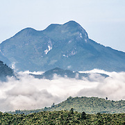 Mountains of Northern Laos / Lao People's Democratic Republic