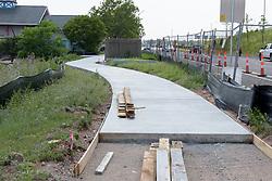 Boathouse at Canal Dock Phase II | State Project #92-570/92-674 Construction Progress Photo Documentation No. 13 on 21 Julyl 2017. Image No. 03