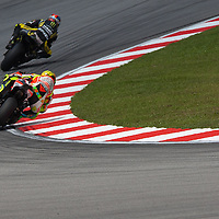 2011 MotoGP World Championship, Round 17, Sepang, Malaysia, 23 October 2011, Valentino Rossi
