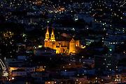Uberaba_MG, Brasil...Igreja Sao Domingos em Uberaba...The Sao Domingos church in Uberaba...Foto: LEO DRUMOND / NITRO