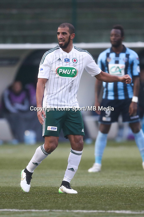 Hameur BOUAZZA - 03.01.2015 - Red Star / Arles Avignon - Coupe de France<br />