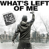 Task: Photo shoot &amp; retouching to match the feel and message of &quot;What's Left of Me&quot; track by New York City Rapper/Hip hop Artist L'z <br />