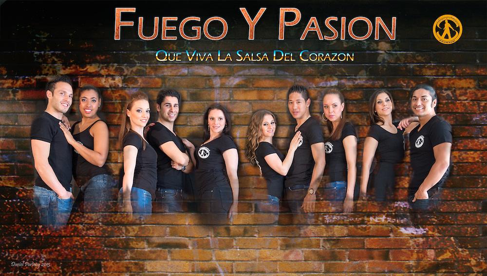 Fuego Y Pasion dance studio