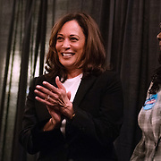 Photography is from the Senator Tammy Baldwin (WI) campaign rally, which was held June 9, 2018, in Milwaukee, WI, at the Italian Community Center. Senator Kamala Harris (CA) was a featured speaker as well as Milwaukee, District 4 Represenative Gwen Moore. They spoke to a packed house.