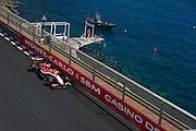 May 24, 2014: Monaco Grand Prix: Max Chilton, Marussia F1