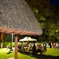 Notte al Museo delle Palafitte per una cena tipicamente preistorica