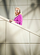 Portraits of Virginia 'Gini' Rometty, CEO of IBM. Photographed by Brian Smale in 2009 for Fortune Magazine's '50 Most Powerful Women' list, at IBM's offices in Somers, NY, when Rometty was SVP Global Sales and Distribution.