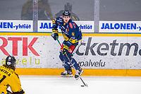 2019-12-13 | Rauma, Finland : Lukko (44) Kristian Pospisil during the game between Lukko-KalPa in Kivikylän Areena ( Photo by: Elmeri Elo | Swe Press Photo )