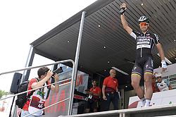 June 17, 2017 - Schaffhausen, Schweiz - Schaffhausen, 17.06.2017, Radsport - Tour de Suisse, Peter Sagan an der Tour de Suisse. (Credit Image: © Melanie Duchene/EQ Images via ZUMA Press)