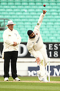 Monty Panesar of Essex County Cricket Club during the LV County Championship Div Two match at the Kia Oval, London<br /> Picture by Mark Chappell/Focus Images Ltd +44 77927 63340<br /> 26/04/2015