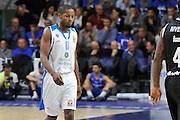 DESCRIZIONE : Eurolega Euroleague 2014/15 Gir.A Dinamo Banco di Sardegna Sassari - Real Madrid<br /> GIOCATORE : Jerome Dyson<br /> CATEGORIA : Ritratto Delusione<br /> SQUADRA : Dinamo Banco di Sardegna Sassari<br /> EVENTO : Eurolega Euroleague 2014/2015<br /> GARA : Dinamo Banco di Sardegna Sassari - Real Madrid<br /> DATA : 12/12/2014<br /> SPORT : Pallacanestro <br /> AUTORE : Agenzia Ciamillo-Castoria / Luigi Canu<br /> Galleria : Eurolega Euroleague 2014/2015<br /> Fotonotizia : Eurolega Euroleague 2014/15 Gir.A Dinamo Banco di Sardegna Sassari - Real Madrid<br /> Predefinita :