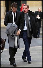 Harry Redknapp in Court 7-2-12