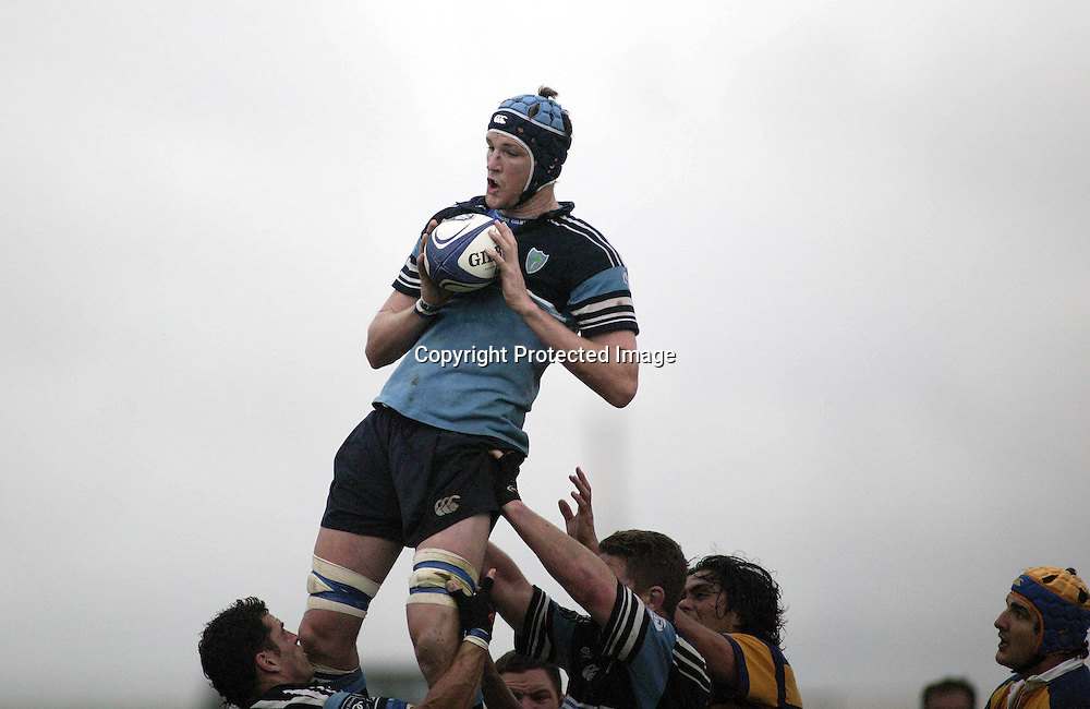 Brad Taylor in action for Northland.<br />