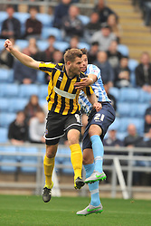 James Collins Shrewsbury Town FC, Coventry City v Shreswsbury Town FC  Ricoh Arena, Football Sky Bet League One, Saturday 3rd October 2015