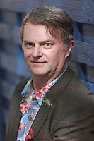 Edinburgh. UK. 17th August. Edinburgh International Book Festival. Paul Merton pictured during Edinburgh Book Festival.