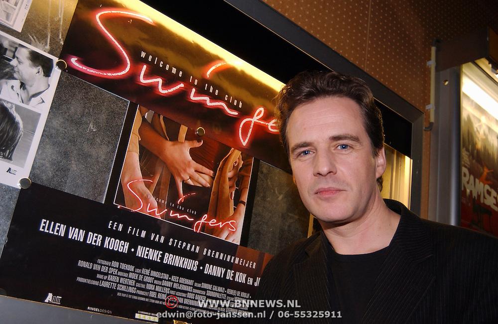 Premiere Swingers, Joep Sertons