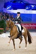 Marcela Krinke Susmeij - Smeyers Lazander<br /> Indoor Brabant 2014<br /> © DigiShots