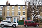 31 Groombridge Road, Hackney, London CREDIT: Vanessa Berberian for The Wall Street Journal<br /> HACKNEY-Lana Wrightman