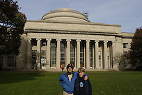owen and tunui at MIT 2004