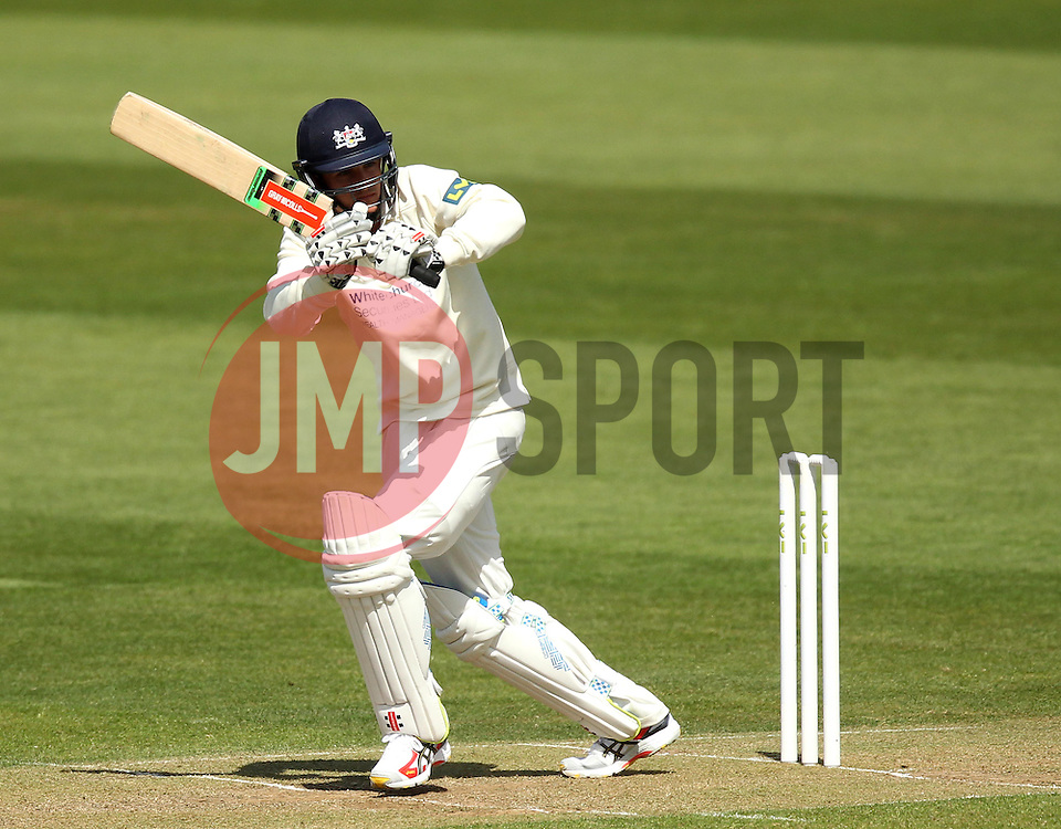 Gloucestershire's Gareth Roderick - Photo mandatory by-line: Robbie Stephenson/JMP - Mobile: 07966 386802 - 28/04/2015 - SPORT - Cricket - Bristol - The County Ground - Gloucestershire v Derbyshire - County Championship Division Two