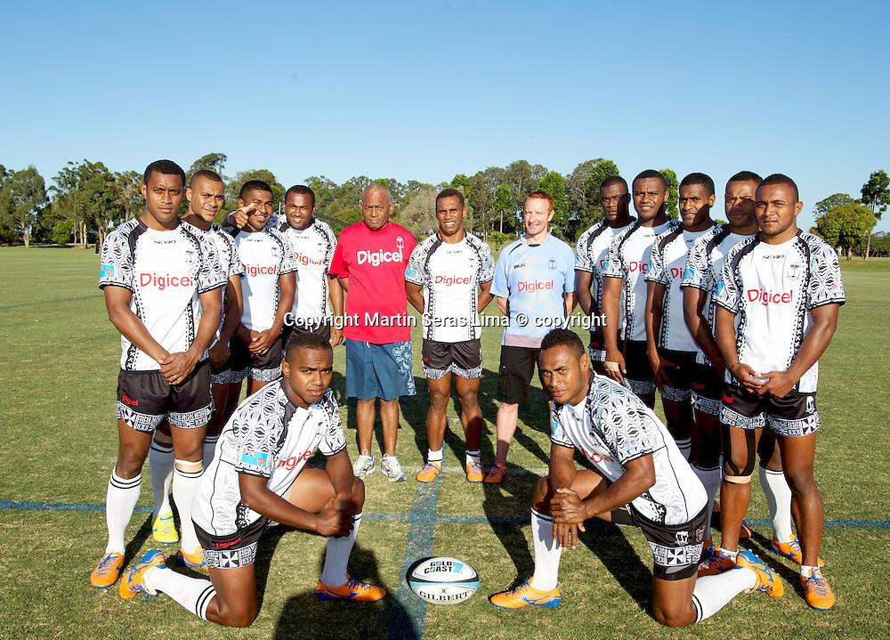 Fiji - Gold Coast Sevens 2013 - Australia - IRB - HSBC Sevens World Series - Photo Martin Seras Lima