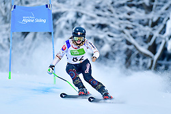 Women's Giant Slalom, SMARZOVA Petra, LW6/8-2, SVK at the WPAS_2019 Alpine Skiing World Championships, Kranjska Gora, Slovenia