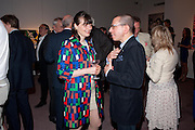 GEORGIA COLERIDGE; JONATHAN NEWHOUSE, Can we Still Be Friends- by Alexandra Shulman.- Book launch. Sotheby's. London. 28 March 2012.