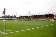 Checkatrade.com Stadium during the EFL Sky Bet League 2 match between Crawley Town and Notts County at the Checkatrade.com Stadium, Crawley, England on 27 August 2016. Photo by Andy Walter.