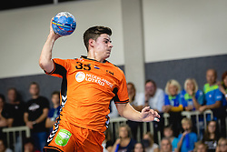 25-10-2019 SLO: Slovenia - Netherlands, Ormoz<br /> Rutger ten Velde during friendly handball match between Slovenia and Nederland, on October 25, 2019 in Sportna dvorana Hardek, Ormoz, Slovenia.