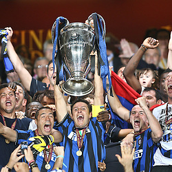 20100522: ESP, UEFA Champions League Finals 2010, Bayern Muenchen vs Inter Mailand